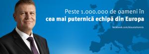 Iohannis postare facebook