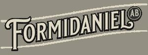 Logotyp - Formidaniel AB i Lund.