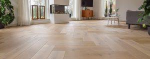 Soorten houten visgraat vloeren