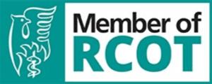 Royal College of OT Member Logo
