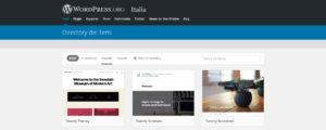 I 10 Temi WordPress più Usati al Mondo