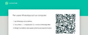 Come usare WhatsApp da Computer