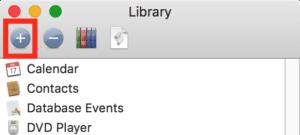 AppleScript Library short