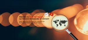 Tuan Van Nguyen, Reviewer Credits National Ambassador of Vietnam