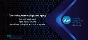 Geriatrics gerontology aging peer-reviewed open access journal