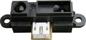 10-80cm IR Range Finder: GP2Y0A21