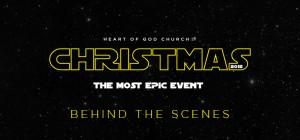 Xmas at Heart of God Church BTS-HOGC Stories