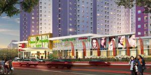 Green Pramuka Square, pusat belanja cempaka putih, grosir cempaka putih