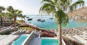 Mykonos Blue Romantic Hotel