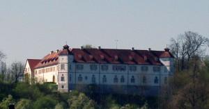 Die Burgenforscher kamen auf Schloss Filseck zusammen / Foto: Wikipedia/Christof Essig, Original uploader was Vinegar at de.wikipedia Licensed under GFDL.