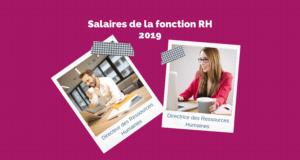 Salaire des DRH en 2019, combien gagnent les DRH en France ?