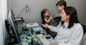 Comment soutenir les parents salariés  en télétravail imposé ?