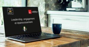 Replay Webinar RH : Leadership, engagement et épanouissement en entreprise