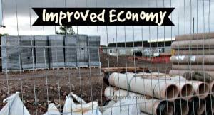 Is The Economy Improving?