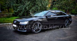 Нанокерамика на Audi S8 фото 7
