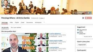 Psicolgo milano - canale youtube
