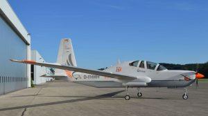 Grob G 520T - flyvere.dk