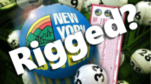 New York State Lottery Rigged