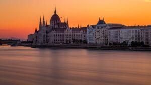 Backpacking Ungarn