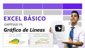 como hacer graficos de lineas y areas en excel