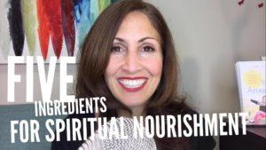 spiritual practice women need women