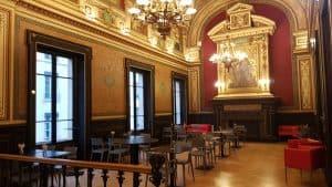 Grand Foyer Théâtre des Célestins