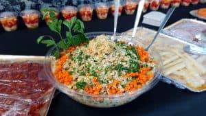 Quinoa taboulé vert l etourdi theatre des celestins
