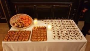 buffet traiteur lyon 35 scaled