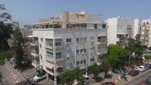 חיזוק בניין בתל אביב