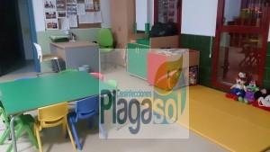 Control de Plagas Guardería Ayuntamiento de la Campaña