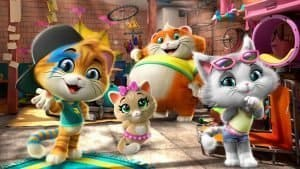 44 Cats - The New Animated Preschool Series