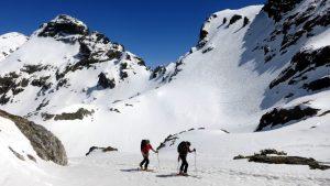 Ски туринг до връх Безименен