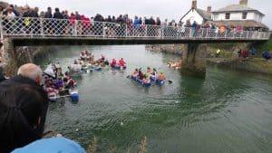 lynmouth raft race