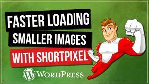 WordPress Image Optimization with ShortPixel