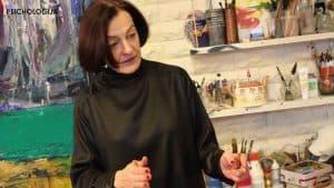 Pažvelk plačiau #1. Apie dailės terapiją su Marija Mendele - Leliugiene