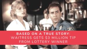 Waitress gets a $3 million tip article header image