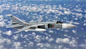 Sukhoi Su 24 - flyvere.dk