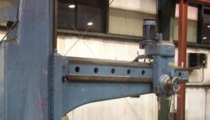 1980 Mas  Moving Column Radial Arm Drill