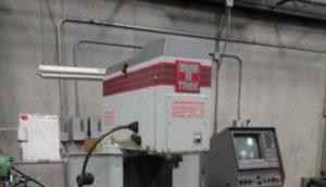1998 Tree Journeyman 250 CNC Mill