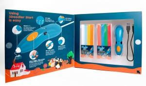 3d ручка для детей 3ddevice.com.ua комплект