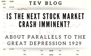 Is the next stock market crash imminent