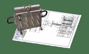 Проектирование пресс-форм