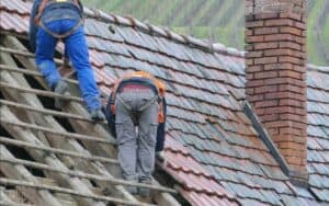 Dundee Pitched Roof Repair