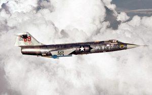 Lockheed F-104 Starfighter - flyvere.dk