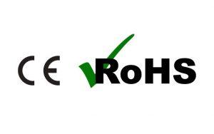 Normes CE et RoHS de nos générateurs d'ozone