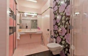 Евроремонт ванной комнаты фото