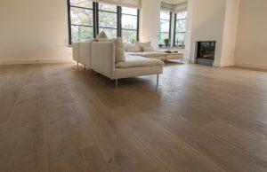 Eiken houten vloer Groningen