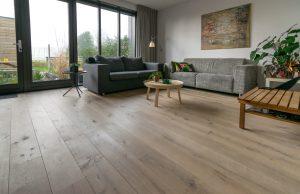 18cm brede houten vloer