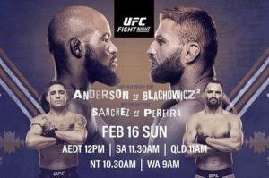 UFC Fight Night 167 - Прямая трансляция