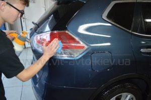 Нанокерамика на Nissan X-Trail фото 6